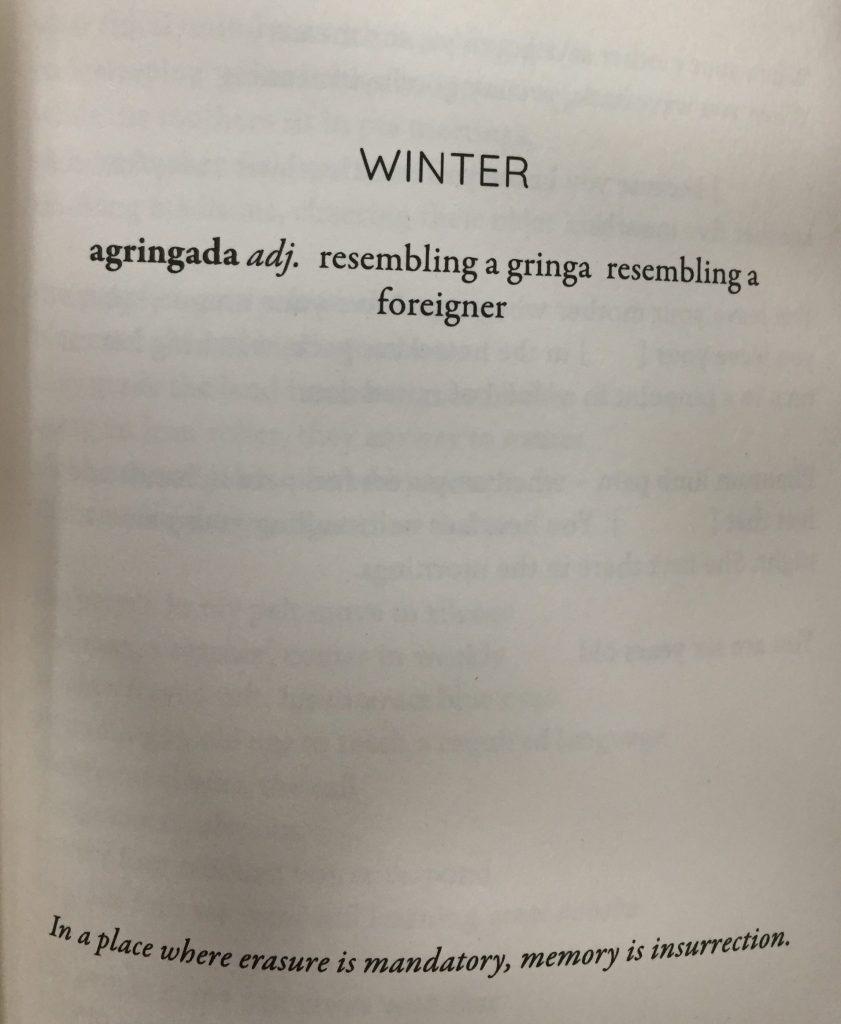 Winter | Tariro Ndoro